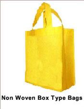 Non Woven Box Type Bags