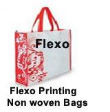 flexo printing non woven bags